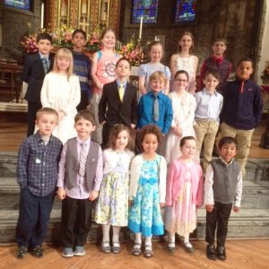Easter Sunday-Childrens Choir
