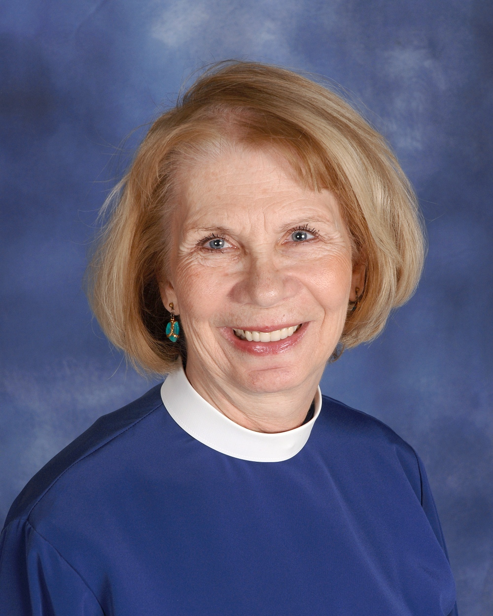 Photo of the Rev. Canon Christy Dorn