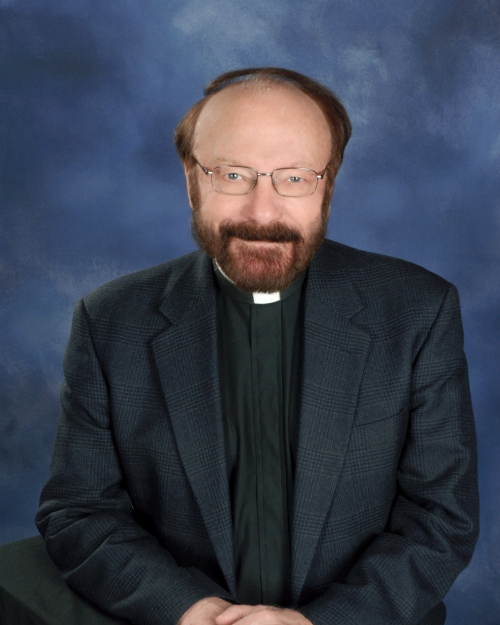 Photo of the Rev. Jerry Grabher