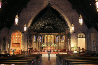 Grace and Holy Trinity Cathedral inside photo