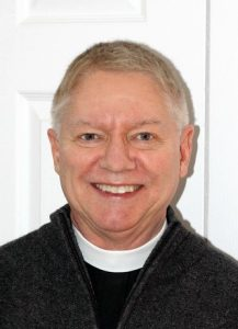 Photo of the Rev. Jim Robertson
